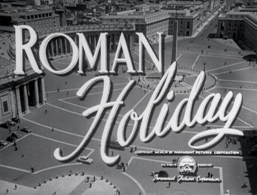 学習としての「ローマの休日」