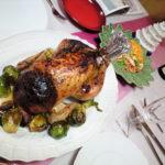 クリスマスイブの食事