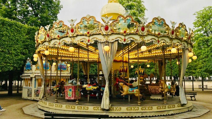 乳幼児連れのパリ旅行12(4日め・ヴェルサイユ宮殿の後)